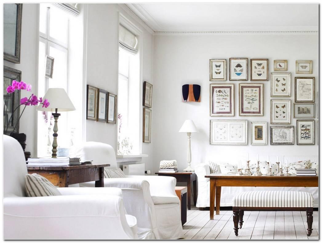 Casa Interiores Blancos