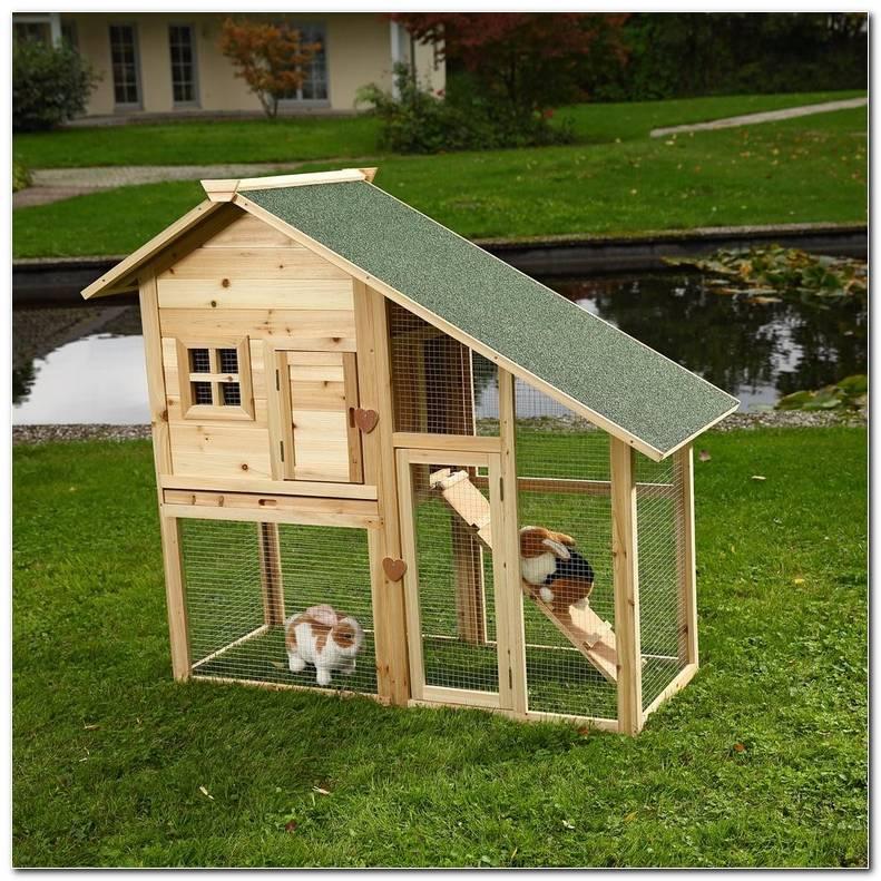 Casa Para Conejos Exterior