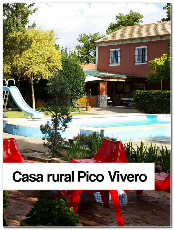 Casa Rural Pico El Vivero