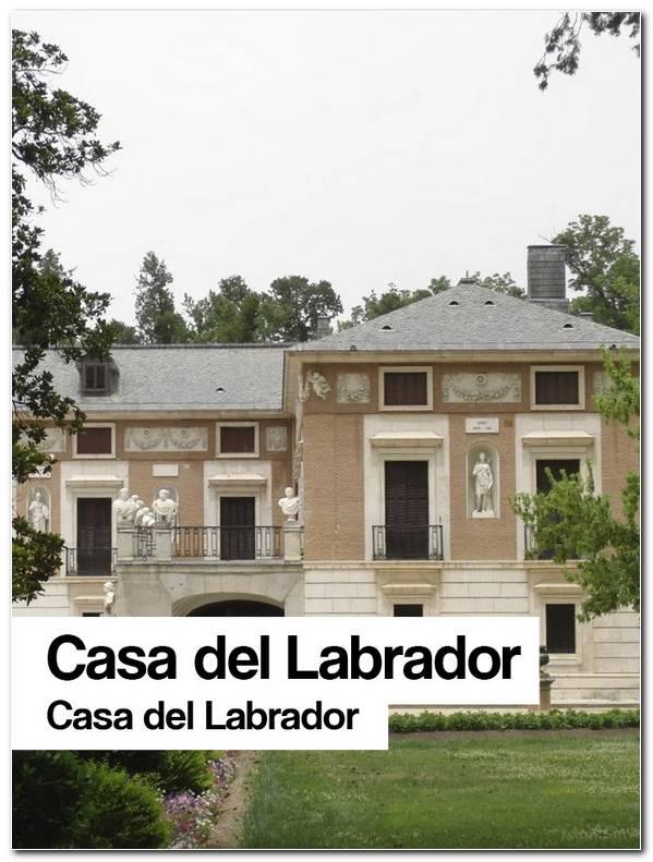 Casa Del Labrador