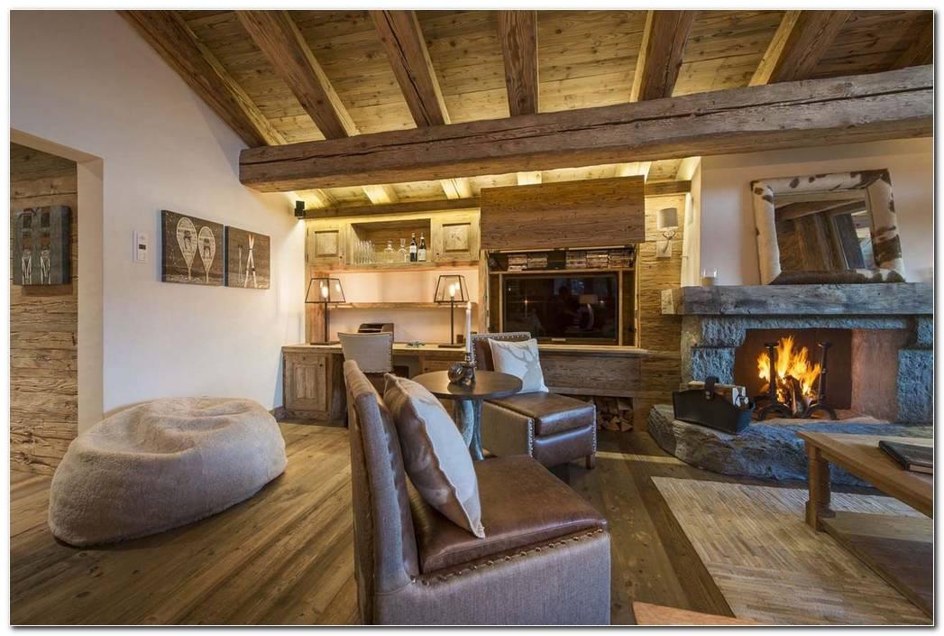 Casas E Interiores Rusticos