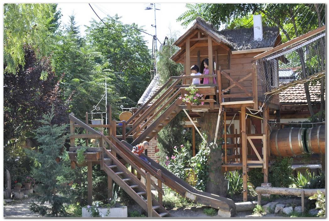 Casas En Arbol