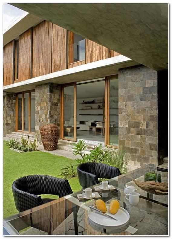 Casas Fachadas Interiores