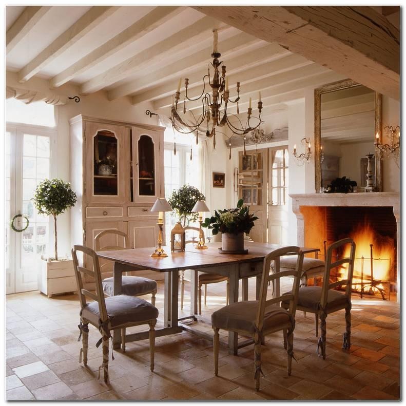 Casas Francesas Interiores