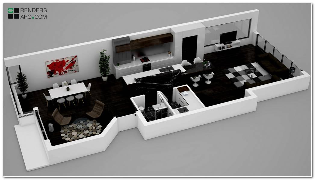 Casas Interiores 3d