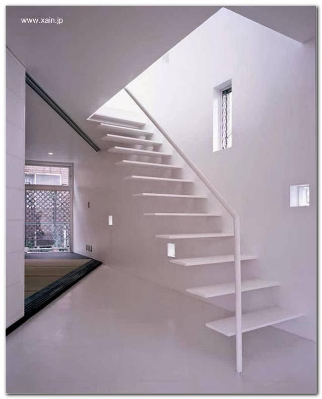 Casas Interiores Escaleras Estilo Minimalistas