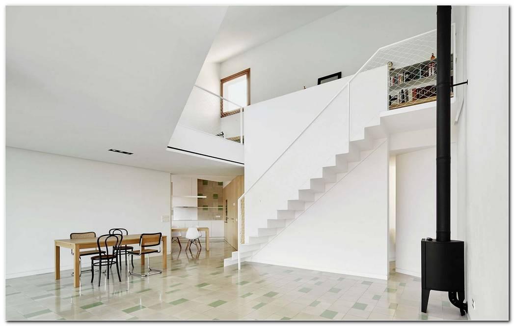 Casas Interiores Escaleras