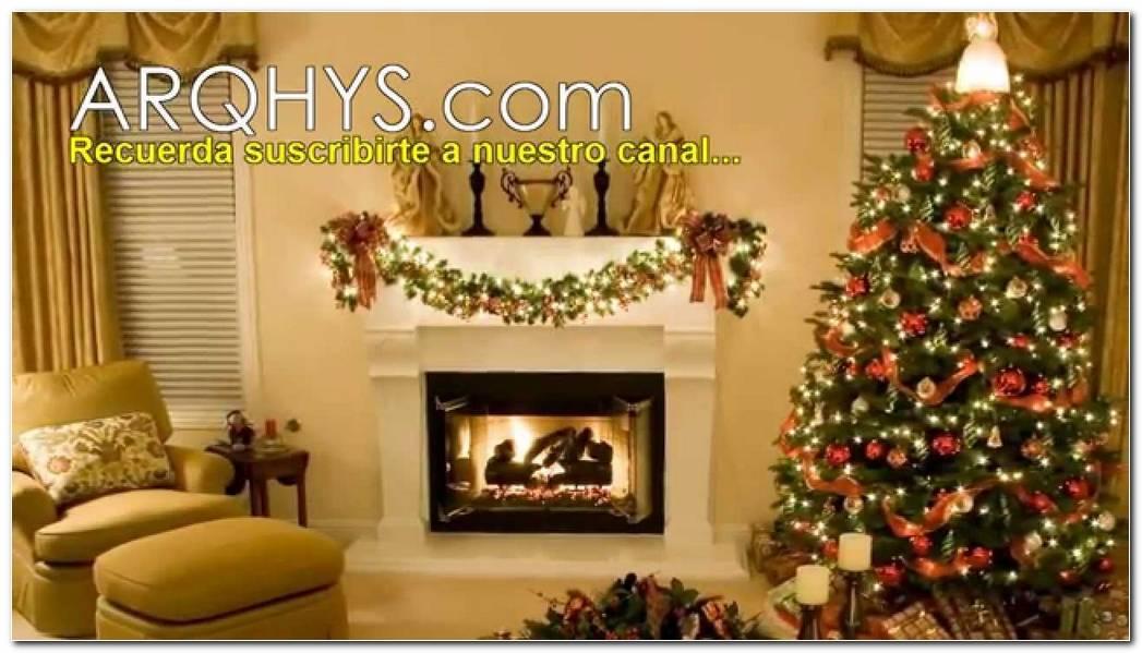 Casas Interiores Navidad