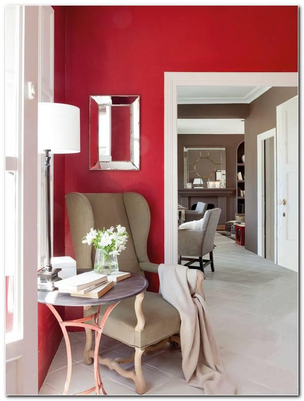 Casas Interiores Rojos