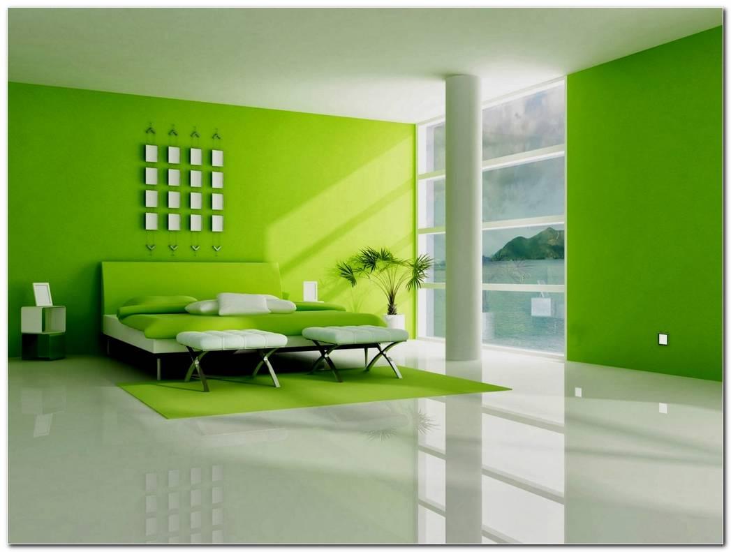 Casas Interiores Verdes