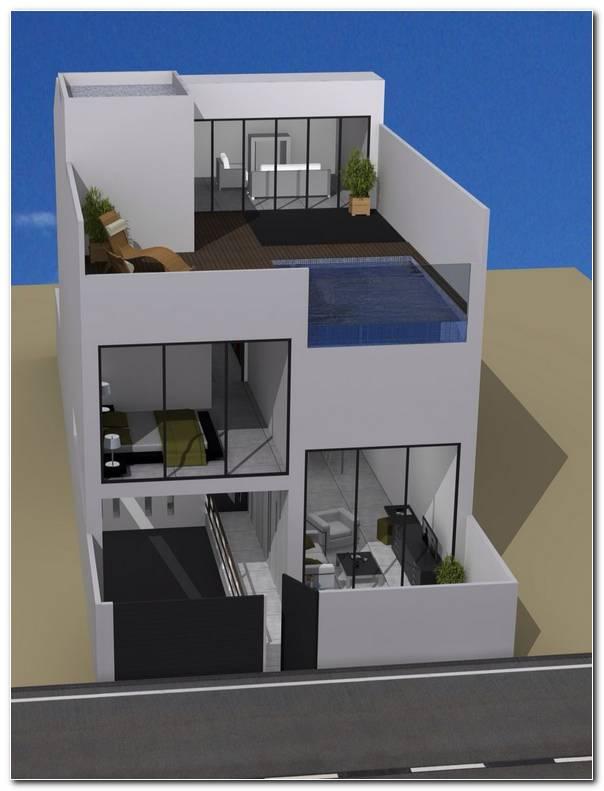 Casas Minimalistas Exterior E Interior
