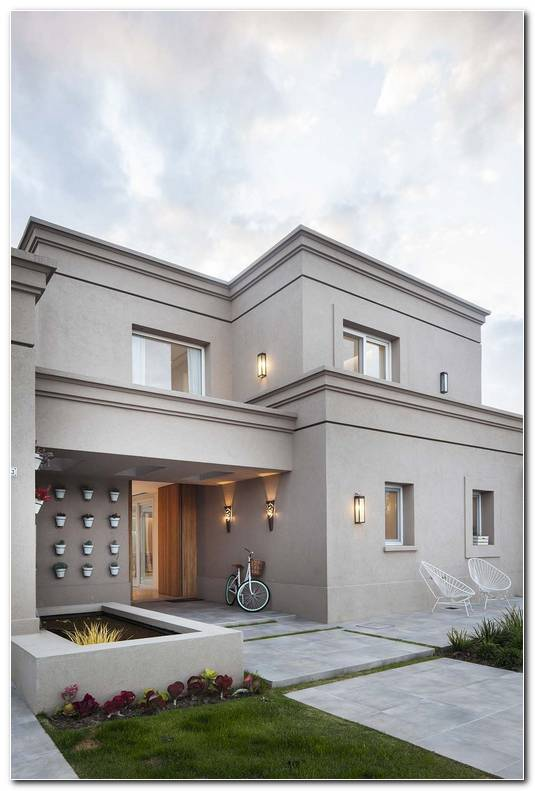 Casas Modernas Exterior Frente