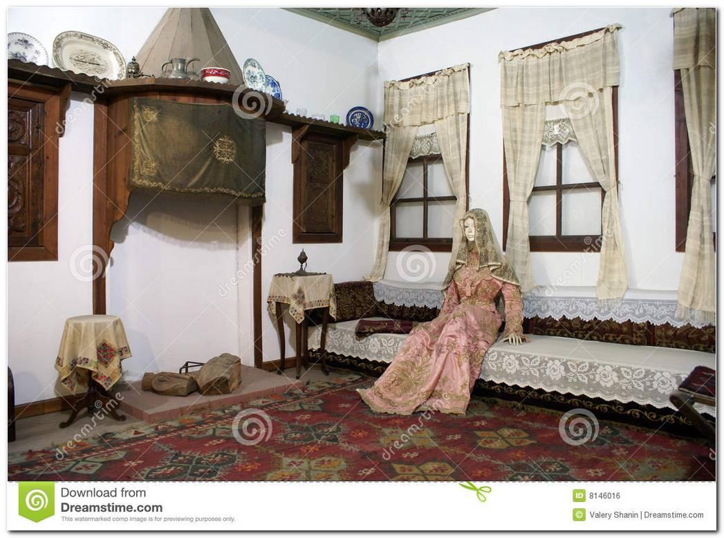 Casas Turcas Interiores