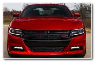 Charger Hellcat 2015 HD Wallpaper