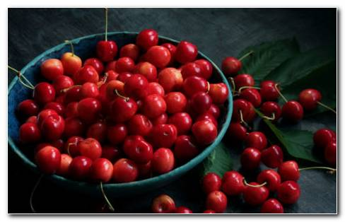 Cherries Benefits HD Wallpaper
