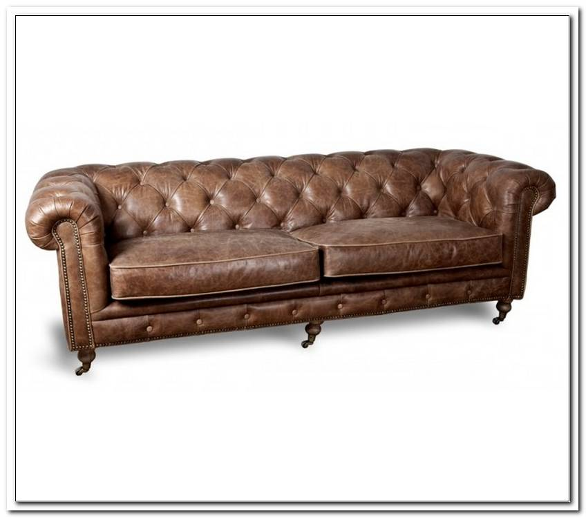 Chesterfield Sofa B Ware