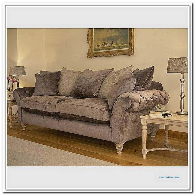 Chesterfield Sofa Extra Tief