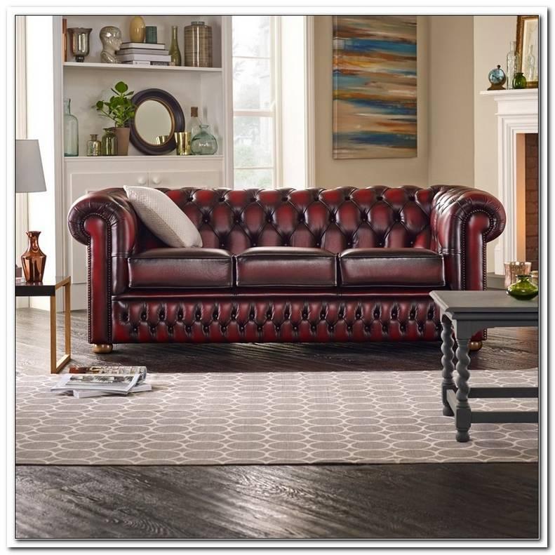 Chesterfield Sofa Mit Schlaffunktion