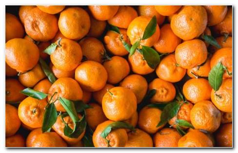 Chinese Mandarin Fruits
