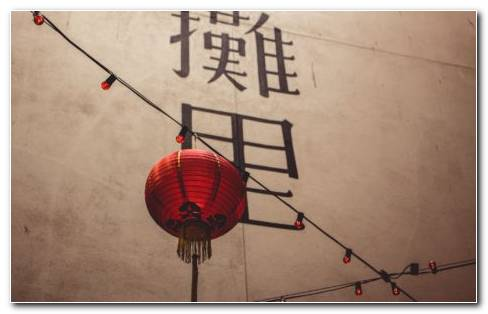 Chinese Lantern HD Wallpaper