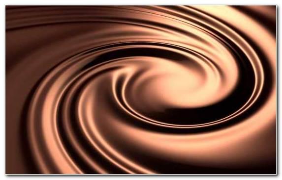 Chocolate Swirl Background Wallpaper
