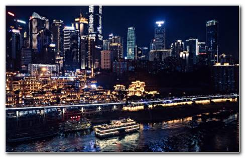 Chongqing China HD Wallpaper