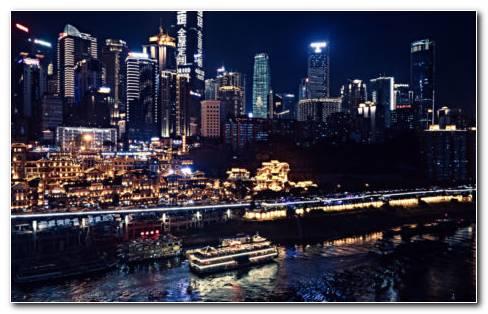 Chongqing China HD wallpaper