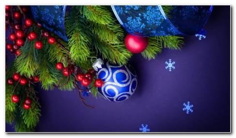 Christmas Preparations HD Wallpaper