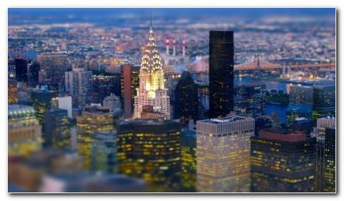 Chrysler Building HD Wallpaper