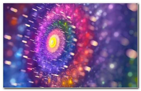 Circles HD Wallpaper