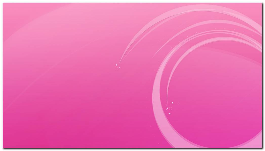 Circles  Pink Background Wallpaper