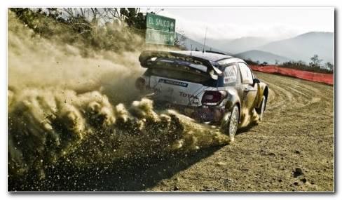 Citroen DS3 WRC HD Wallpaper