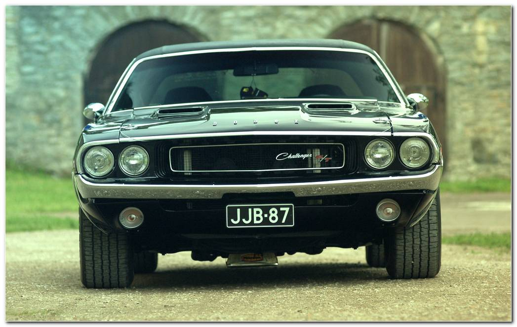 Classic Muscle Car Wallpaper Full HD Pictures 2560x1600 (1)