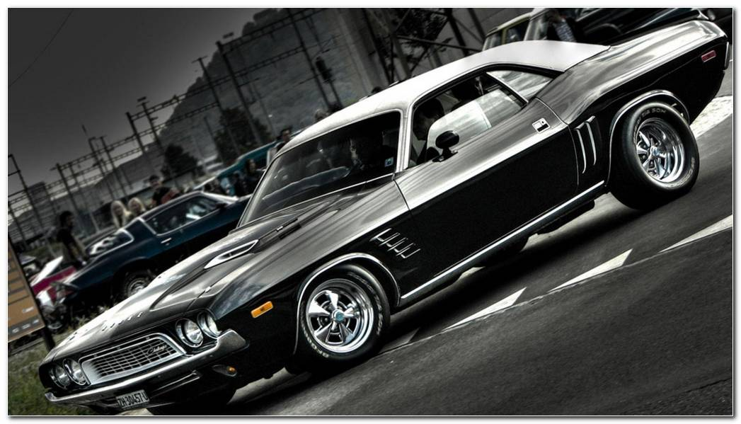 Classic Muscle Car Wallpapers 1920x1080 (2)