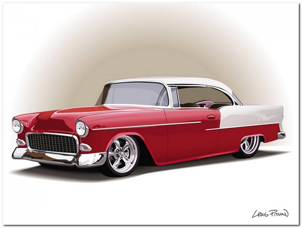 Classic Car Backgrounds 1600x1200