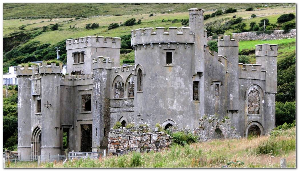 Clifden Castle Pictures