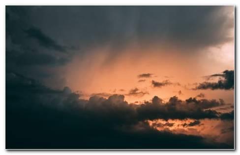 Cloudy sky HD wallpaper new