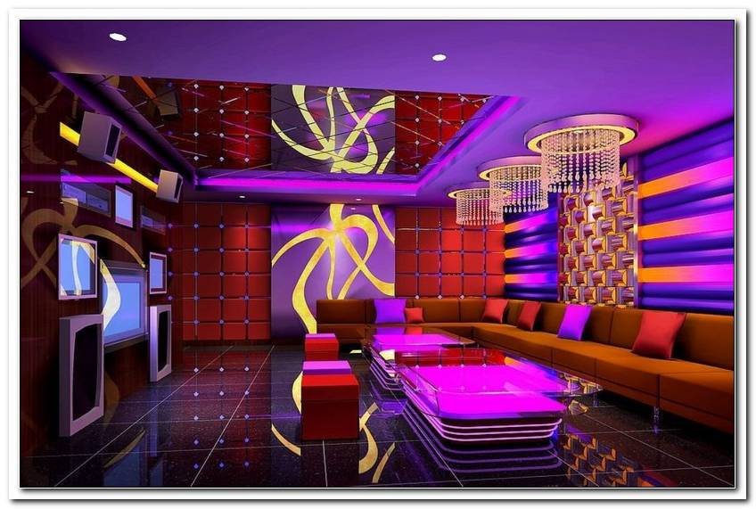 Club 2 Wohnzimmer Karaoke