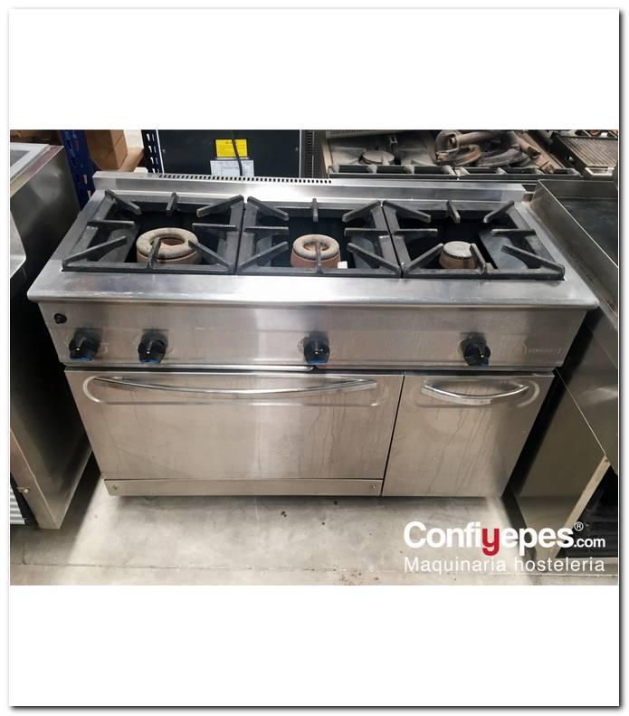 Cocina 3 Fuegos