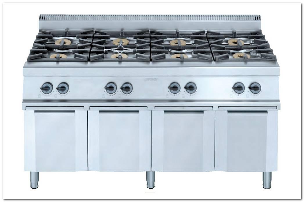 Cocina 8 Fuegos