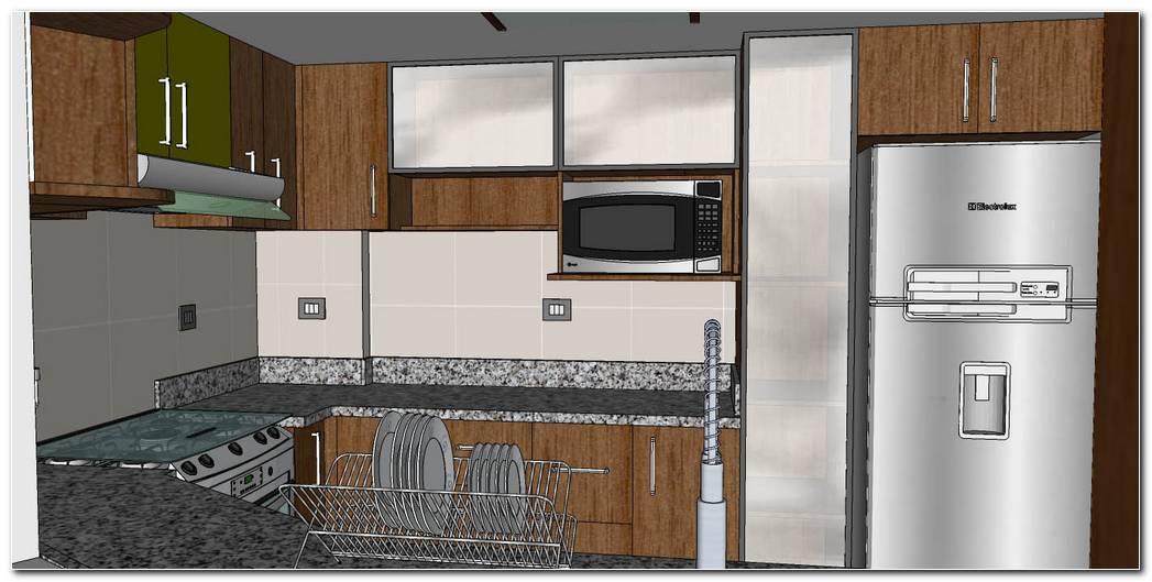 Cocina 9 Metros Cuadrados