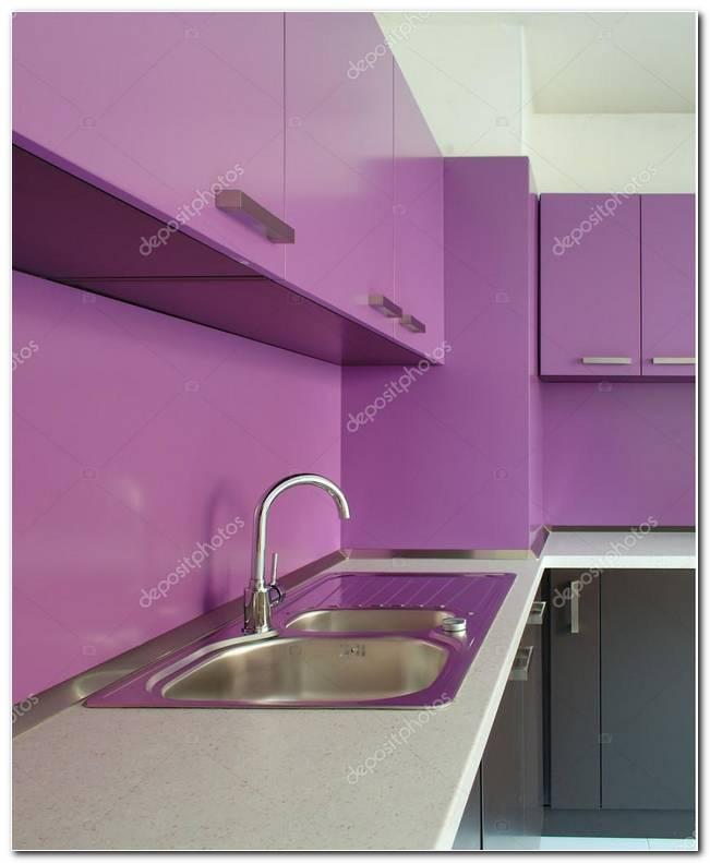 Cocina Color Purpura