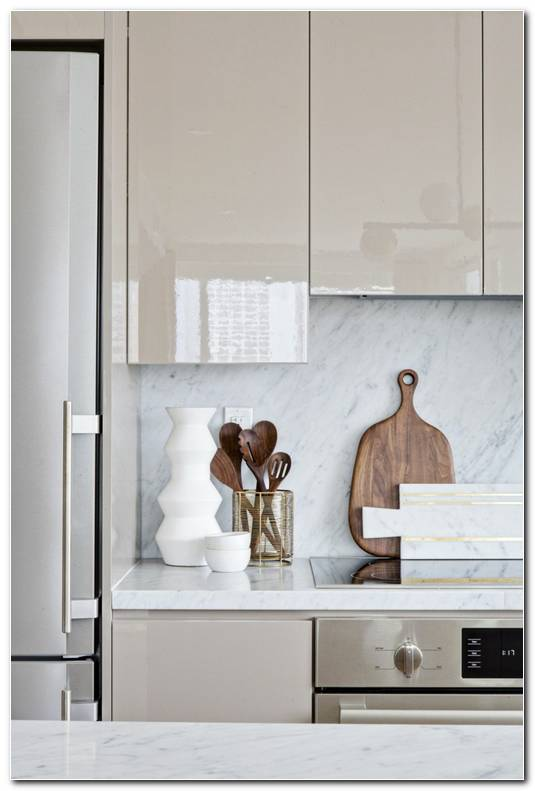 Cocina Color Taupe