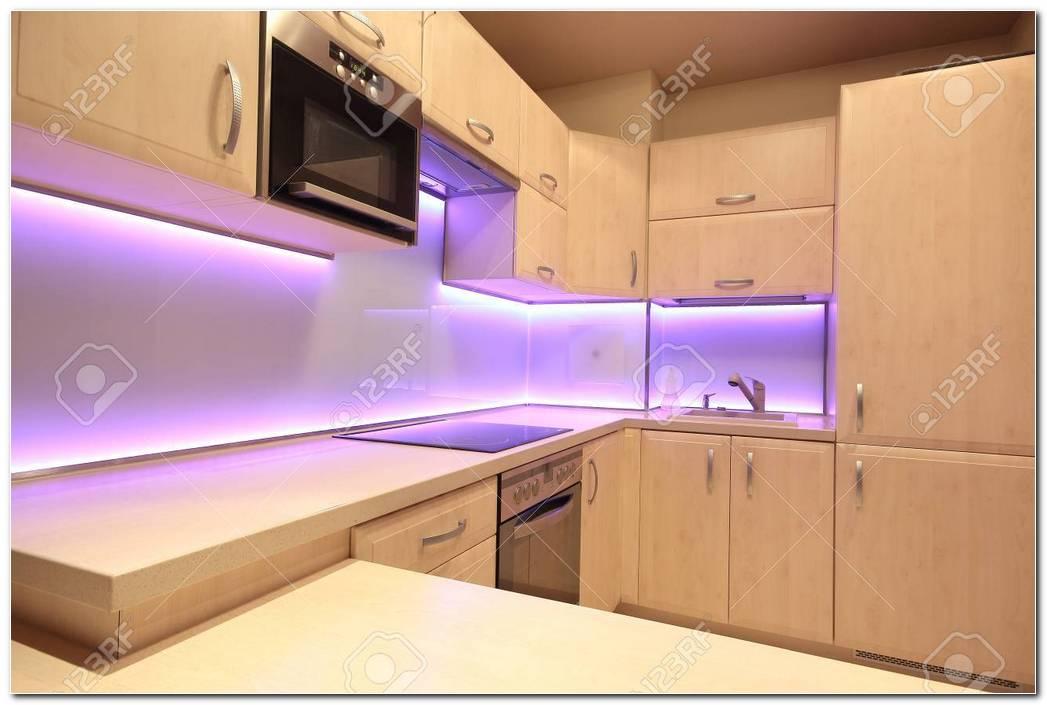 Cocina De Color Rosa