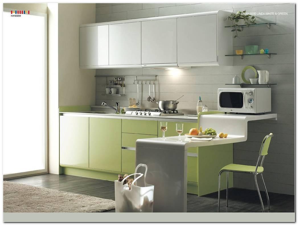 Cocina De Colores Modernos