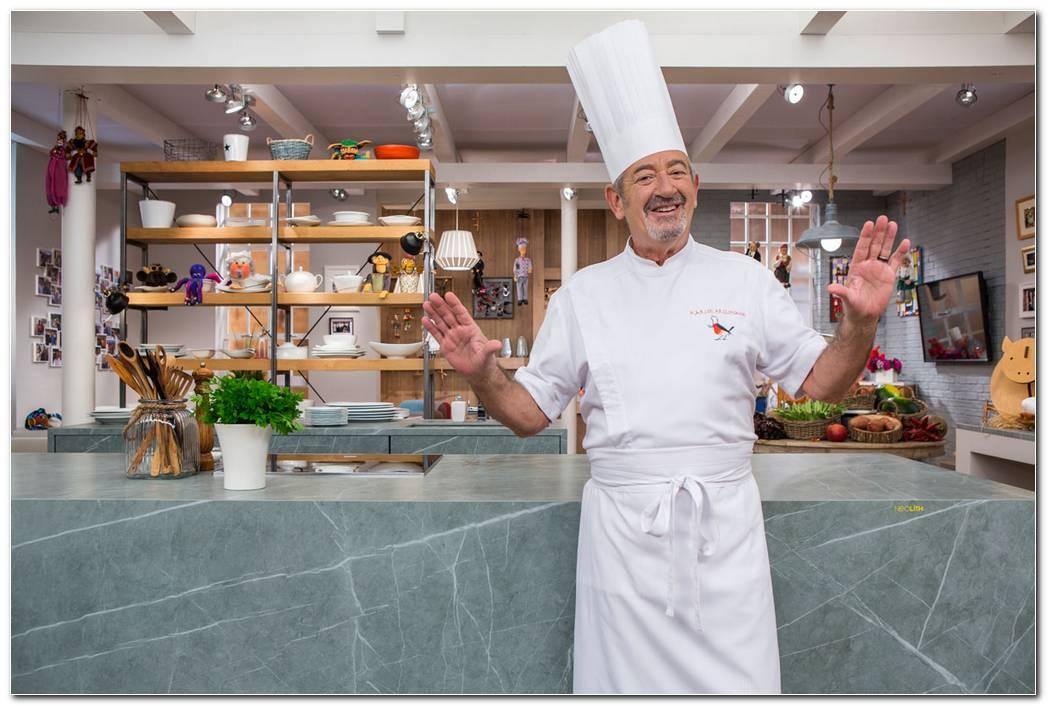Cocina Karlos Argui Ano Antena 3 Recetas