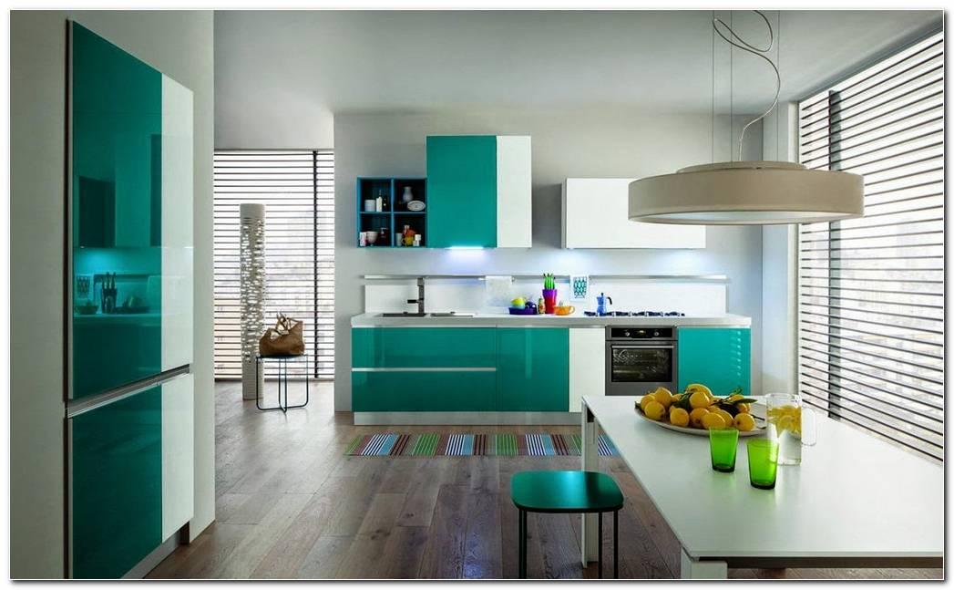 Cocina Que Color Pintar