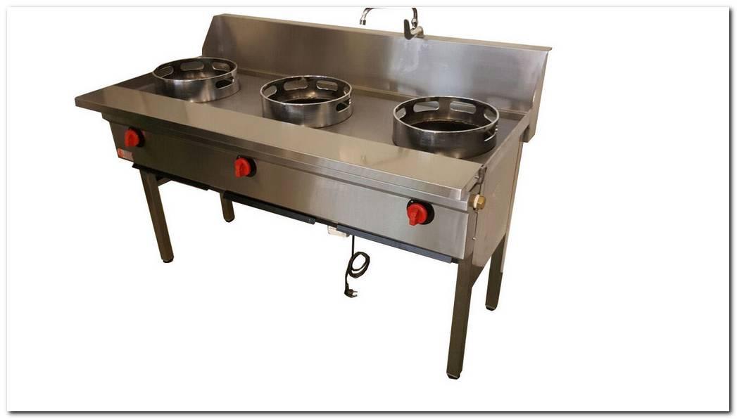 Cocina Wok Industrial