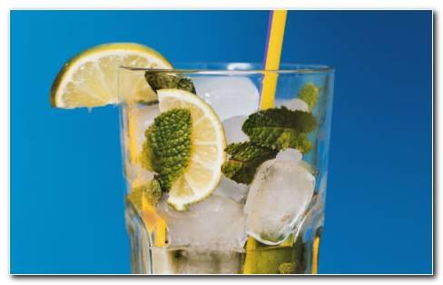 Cocktail mojito HD wallpaper