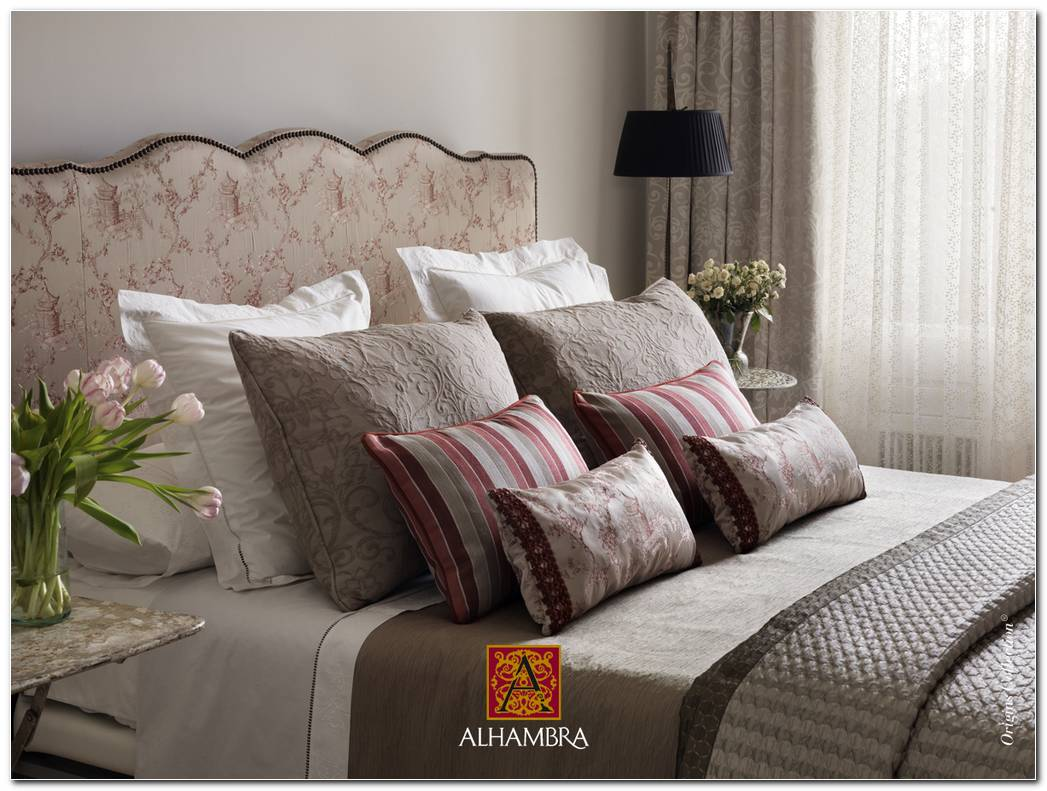 Cojines Elegantes Para Dormitorios
